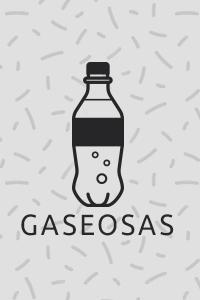 gaseosas
