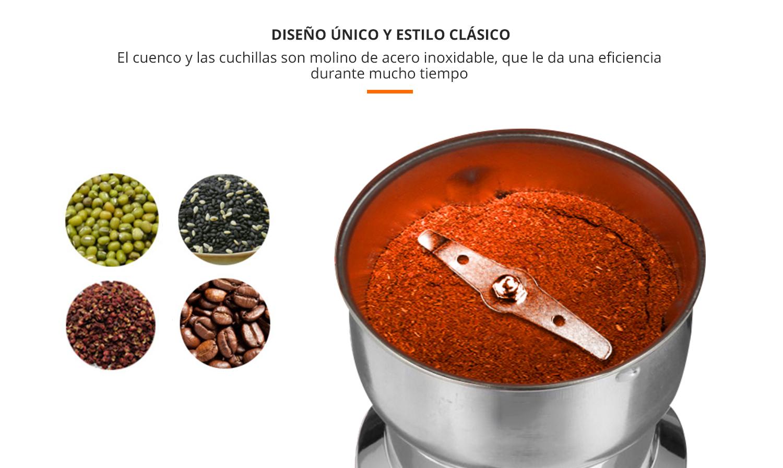 Máquina moledora de café