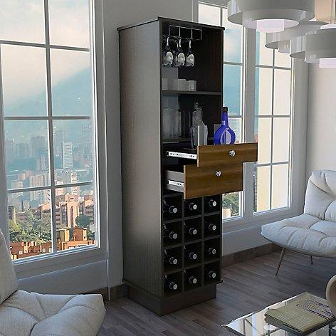 Mueble bar for Mueble bar para living