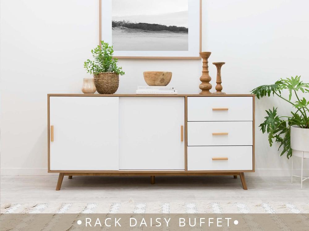 Rack Daisy Buffet